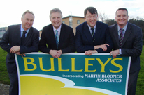 Bulleys and Martin Bloomer Associates have merged!