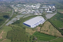 Planning Application For 640,000 sq ft Telford Warehouse