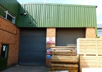 Central Trading Estate - Unit 38 & 40a and Yard