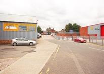 Church Lane Industrial Estate - Units 1 & 2