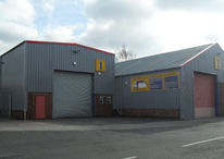 Church Lane Industrial Estate - Units 1, 2 & 4