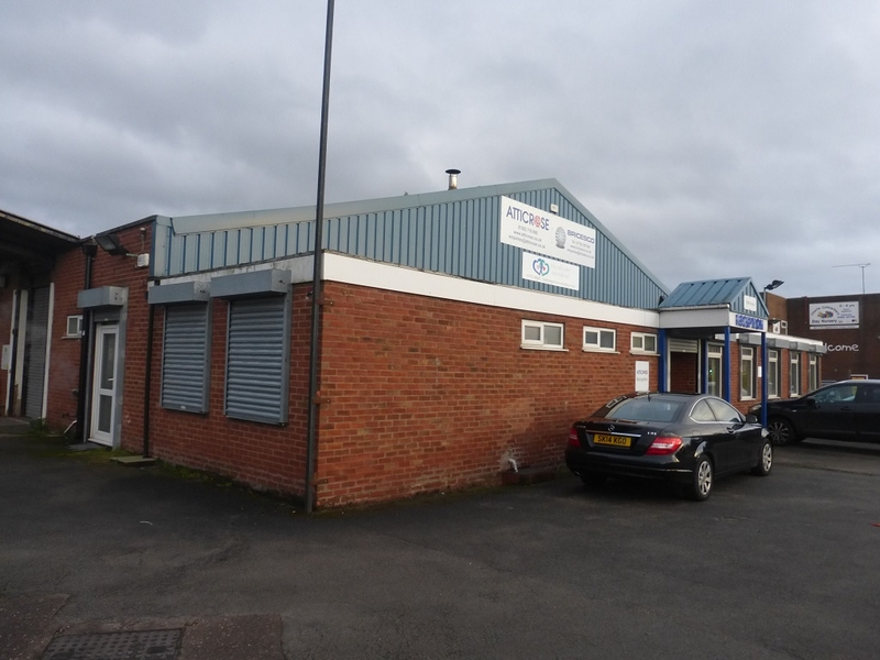 TMB House (Industrial - For Sale / To Let) - Bulleys Commercial ...
