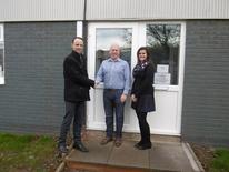 Engineering firm creates four jobs in Telford relocation, helped by Bulleys Bradbury