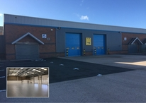 Units to let at Union Park, West Bromwich
