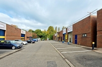 Raleigh Industrial Estate Fully Let