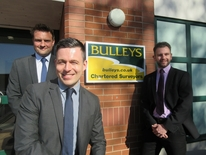 Bulleys rewards loyalty and hard work with three promotions