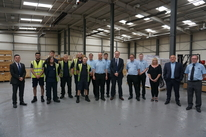 Engineering supply group moves 20 jobs into new Halesowen base, thanks to Bulleys