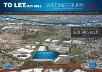 Largest industrial unit in the Black Country up for grabs