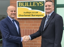 Bulleys recruits top property management surveyor to its expanding team.