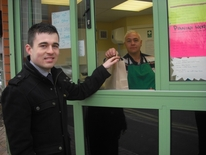 Kiosk Opens at Popular Office Development in Telford