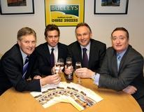 Double Award For Bulleys Telford Office