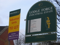 New Tenant for Unit 13 Lodge Forge Trading Estate