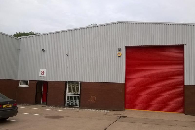 Beldray Industrial Park - Unit 8 1