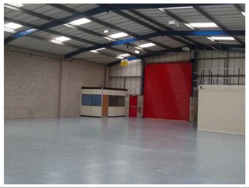 Beldray Industrial Park - Unit 8 2