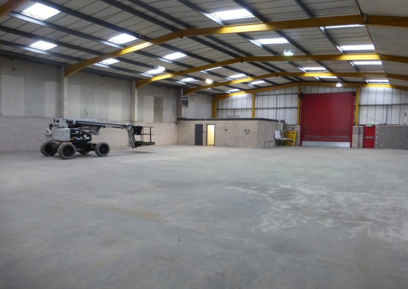 Commercial Property To Let In Kingswinford