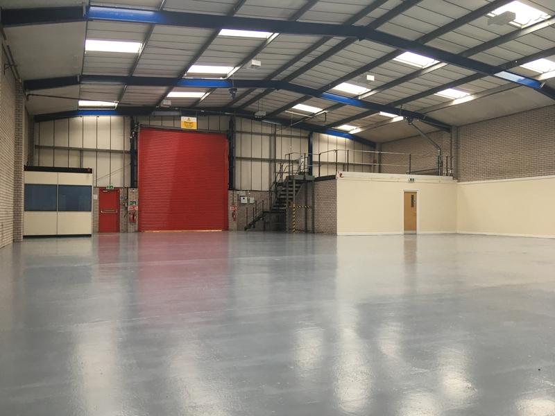 Beldray Industrial Park - Unit 8 3