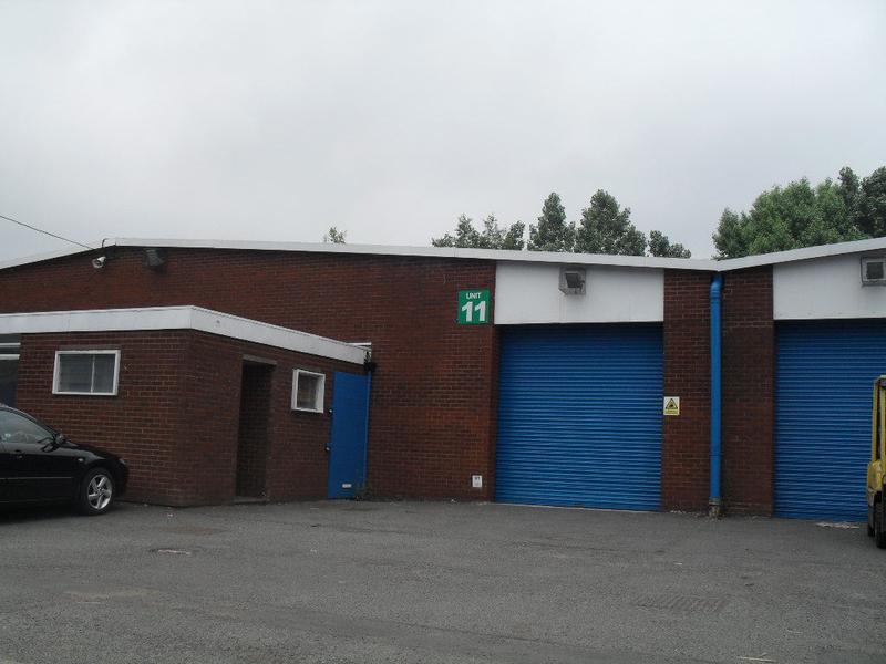 Bilston Industrial Estate 1