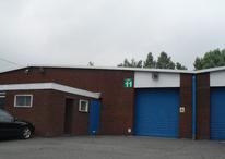 Bilston Industrial Estate