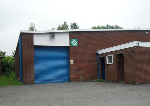 Bilston Industrial Estate