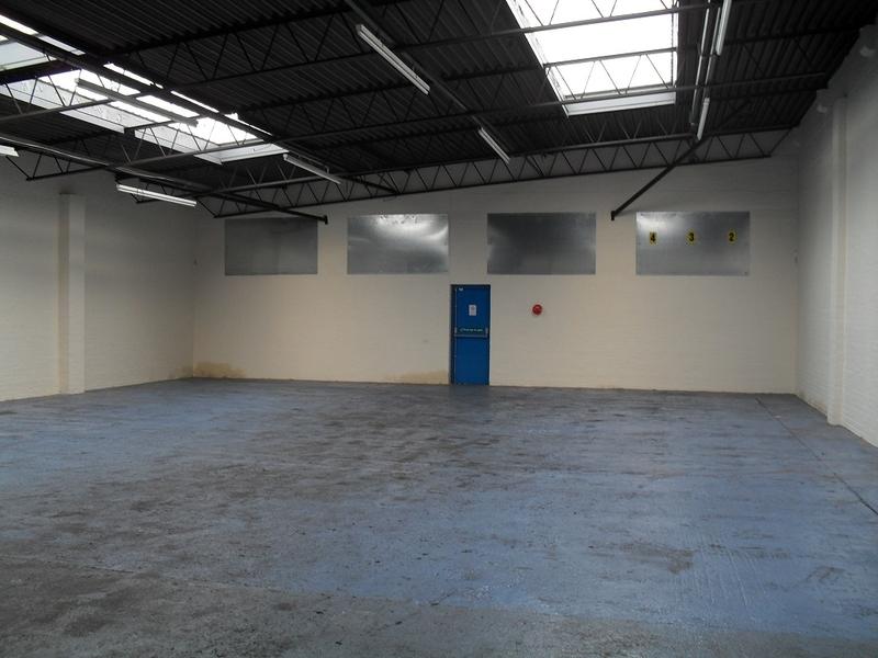 Bilston Industrial Estate 3