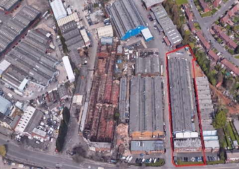 Bilston Industrial Estate - Unit 2