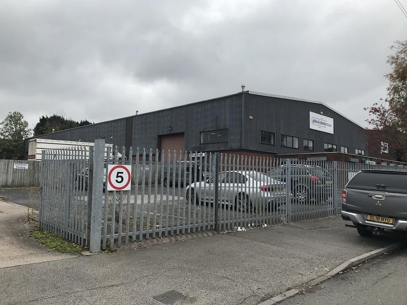 Burntree Industrial Estate, Unit 1 1