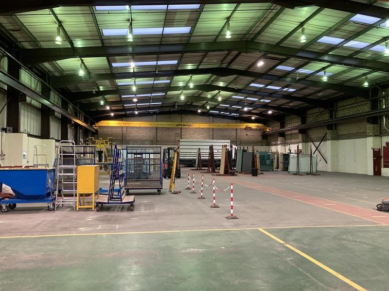 Burntree Industrial Estate, Unit 1 2