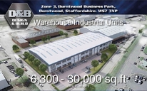 Burntwood Business Park - Design & Build (Zone 3)