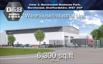 Burntwood Business Park - Industrial Unit (Zone 3)