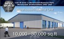 Burntwood Business Park: Unit 16 Zone 3