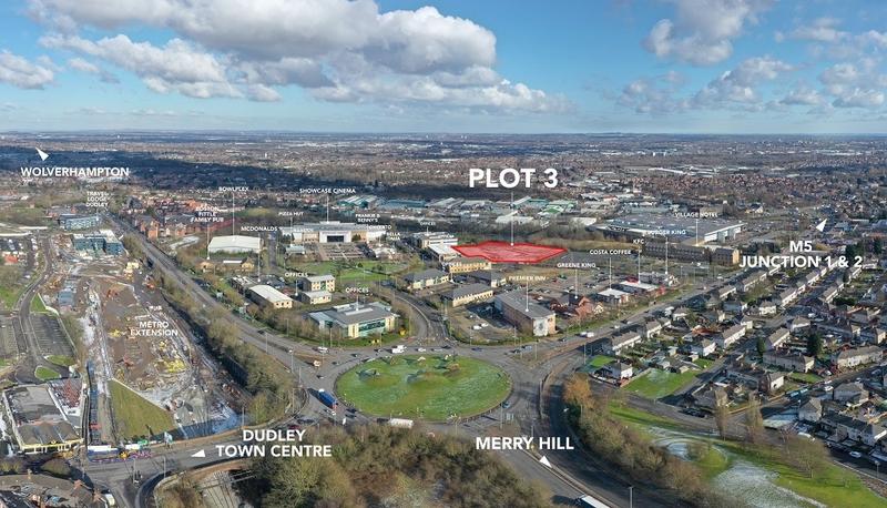 Castlegate Business Park, Plot 3 1