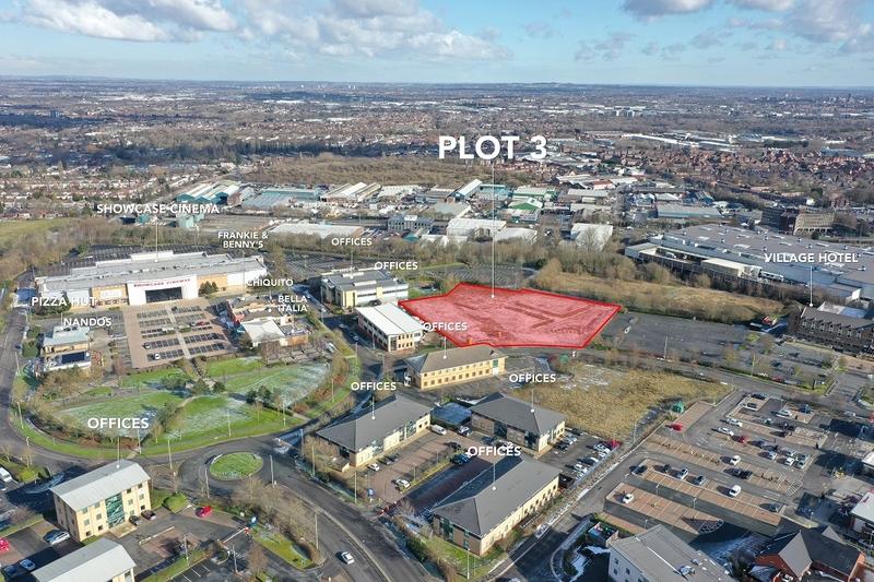 Castlegate Business Park, Plot 3 2