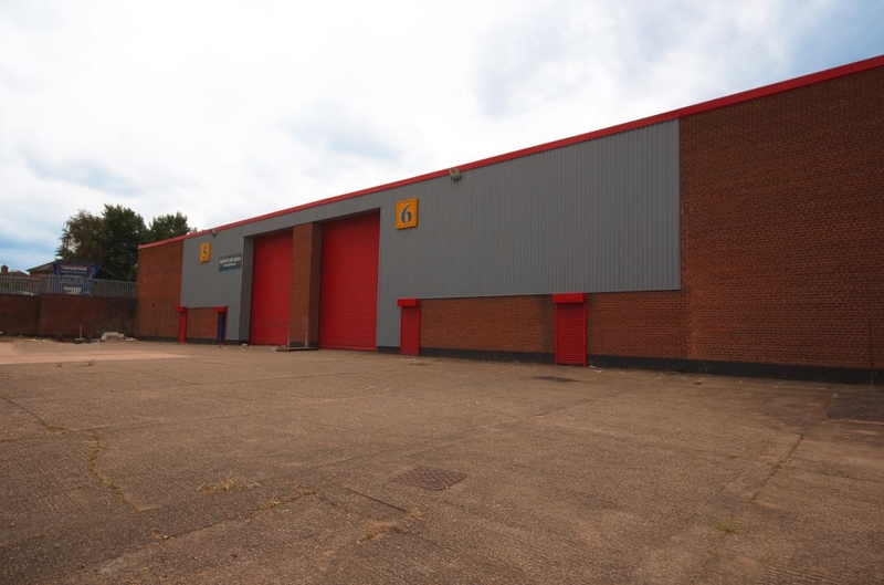 Church Lane Industrial Estate, Units 5 & 6 1