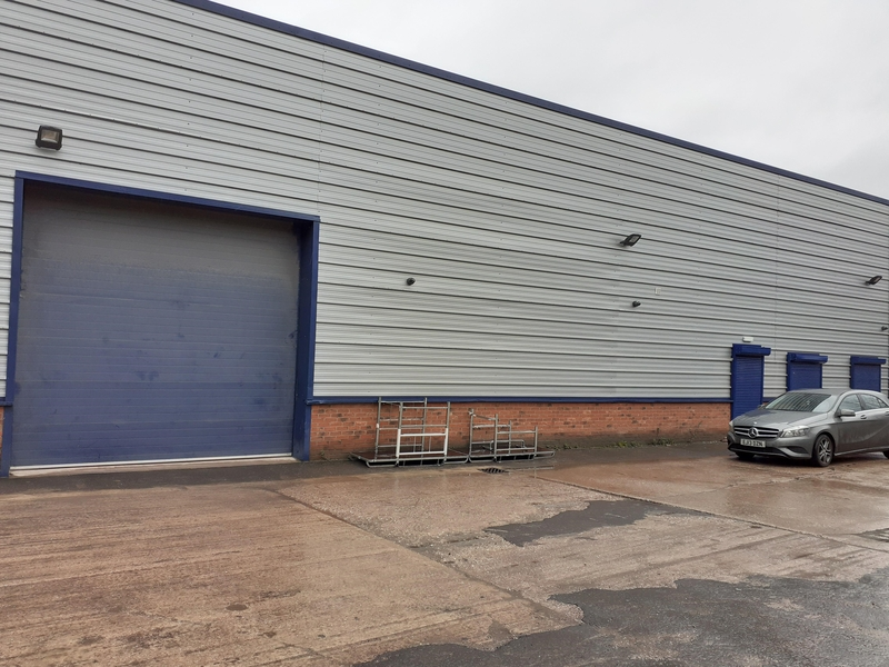 Clearwater Industrial Estate - Unit 3B 1