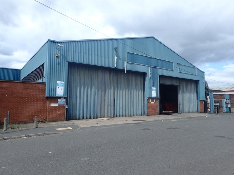 Doris Road Industrial Estate 1
