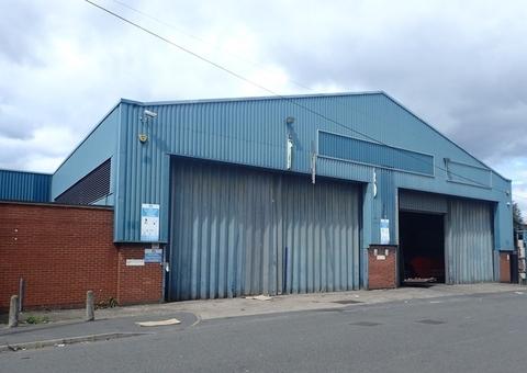 Doris Road Industrial Estate