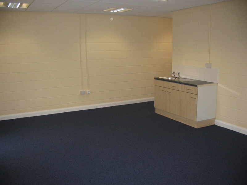 Evans Business Centre Oldbury Industrial To Let