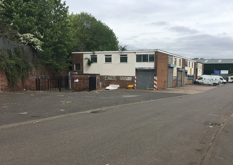 Folkes Road Trading Estate - Units 19 - 21A