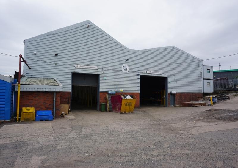 GWS Industrial Estate - Units 17 & 18  1