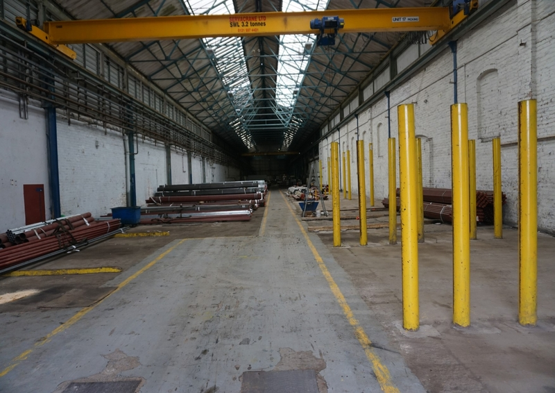 GWS Industrial Estate - Units 17 & 18  5