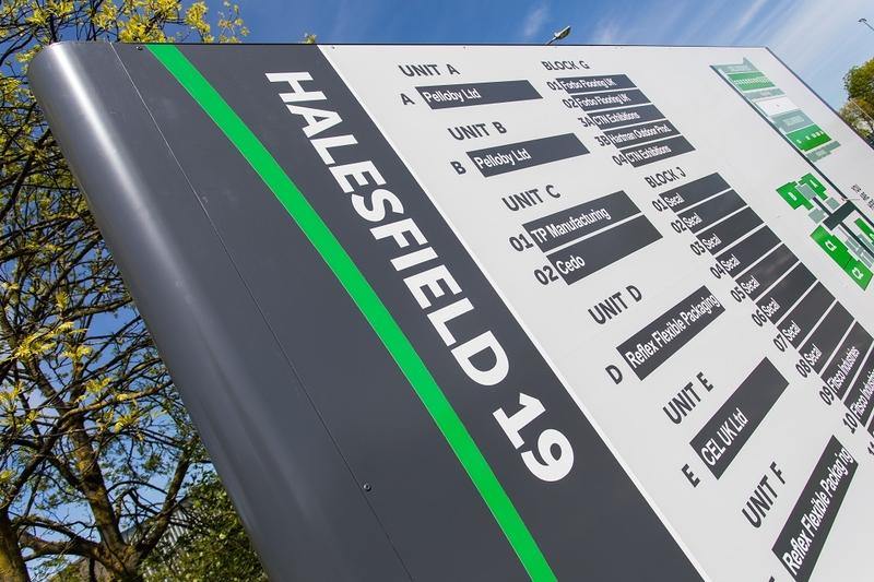 Halesfield 19 3