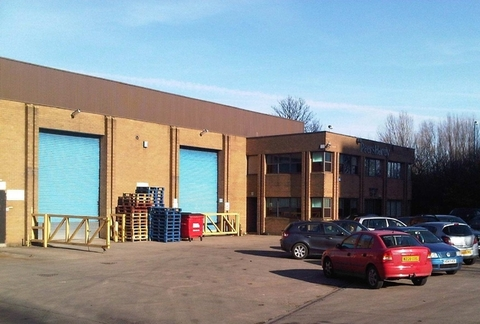 Junction 1 Trade Park - Unit 2