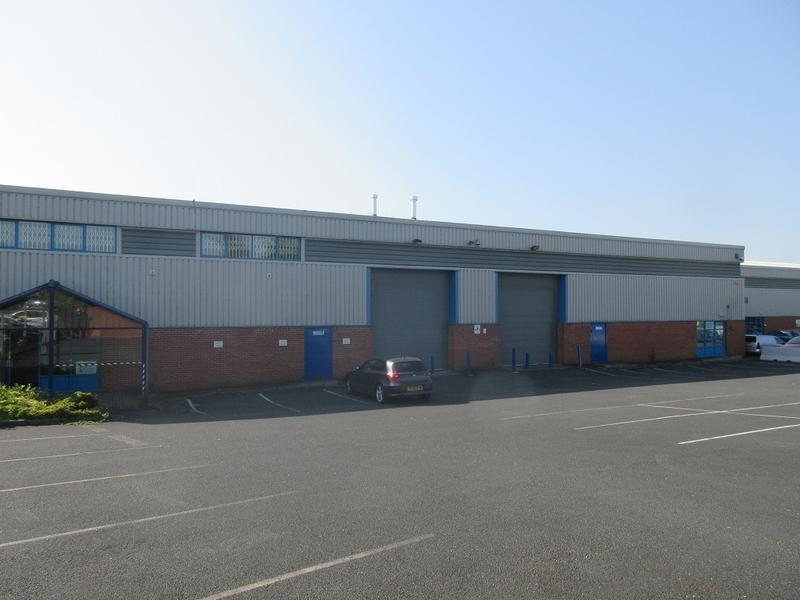 Laches Industrial Park - Unit 4 1