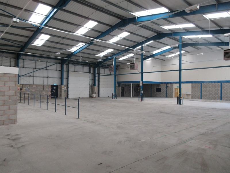 Laches Industrial Park - Unit 4 2