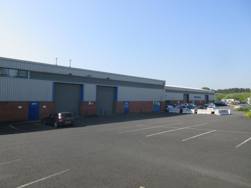 Laches Industrial Park - Unit 4 4