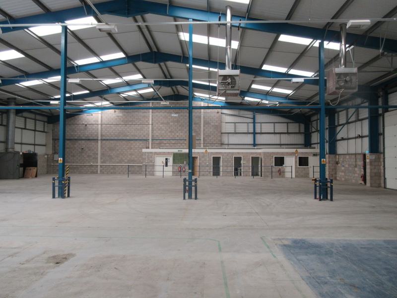 Laches Industrial Park - Unit 4 5