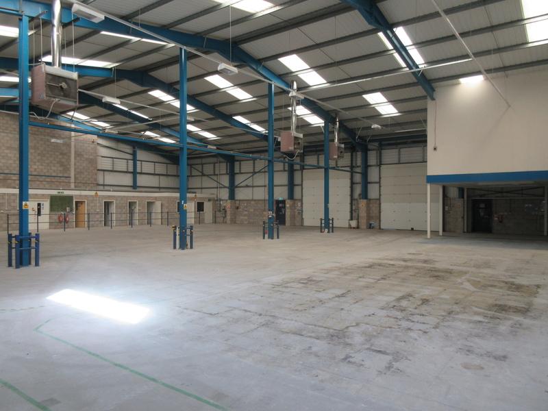 Laches Industrial Park - Unit 4 6