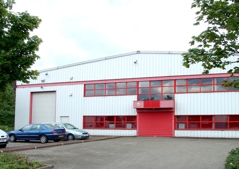 Link One Trading Estate - Unit A1