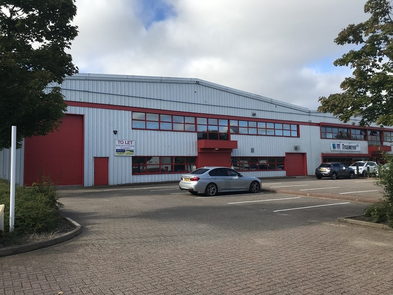 Link One Trading Estate - Units A1 1