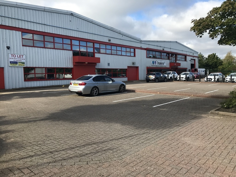 Link One Trading Estate - Units A1 2